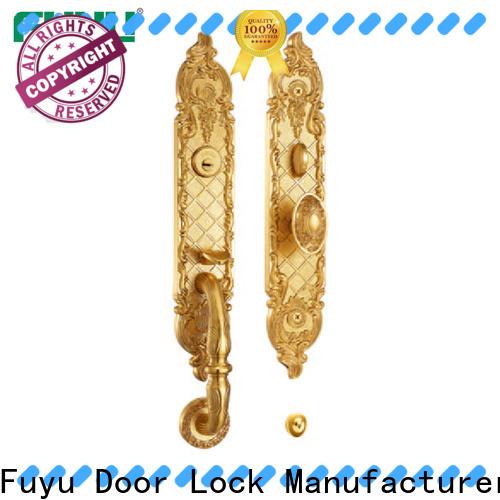 FUYU oem high security door locks manufacturer for residential