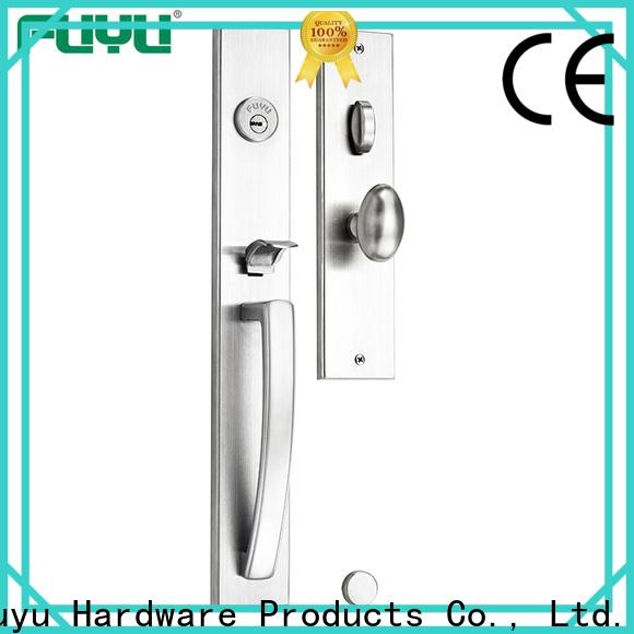 FUYU best best door locks manufacturer for wooden door