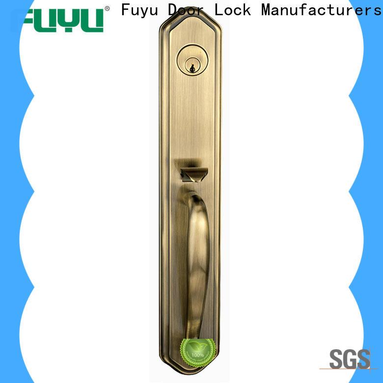 FUYU best door locks supplier for shop