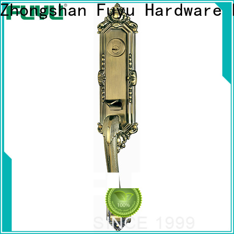 FUYU high security entry door locks supplier for home