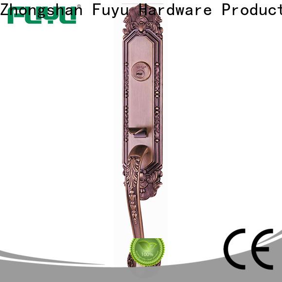 custom grip handle door lock manufacturer for shop
