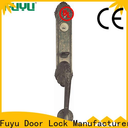 FUYU best grip handle door lock for sale for residential
