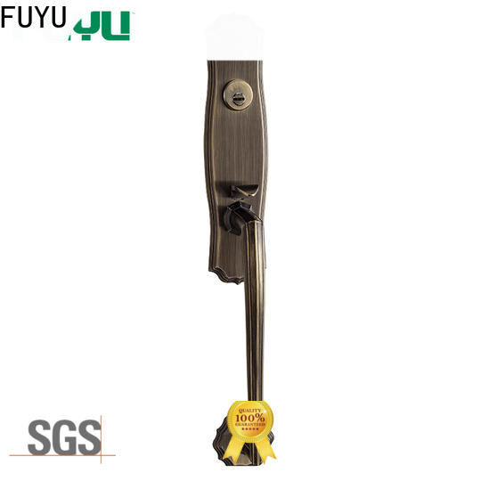 FUYU residential doors supplier for wooden door