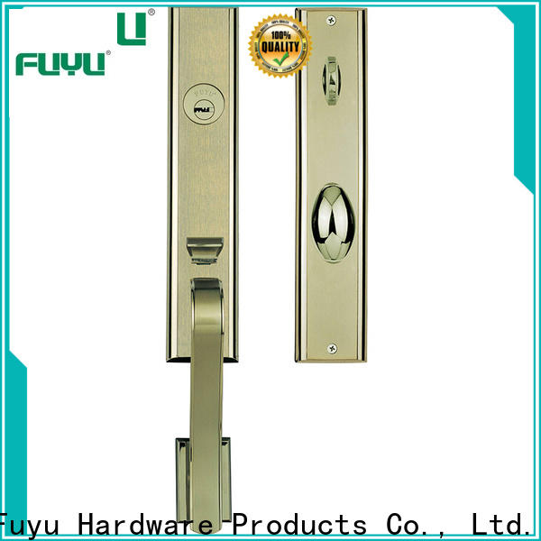 FUYU oem multipoint lock supplier for entry door