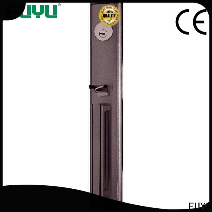 FUYU american door lock supplier for home