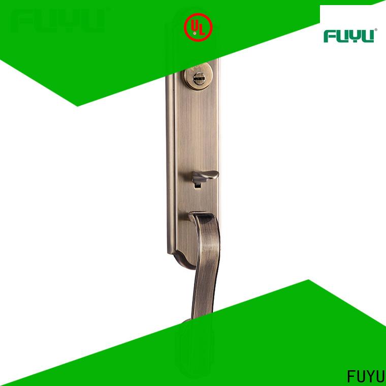 FUYU best american door lock supplier for shop