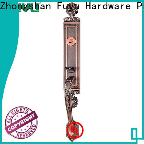 FUYU high security best door locks supplier for residential