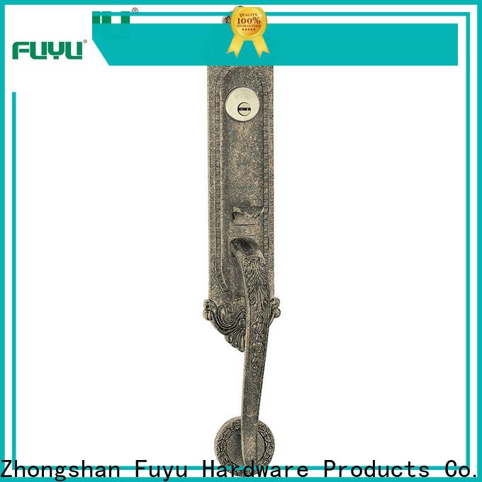 FUYU custom residential doors manufacturer for entry door