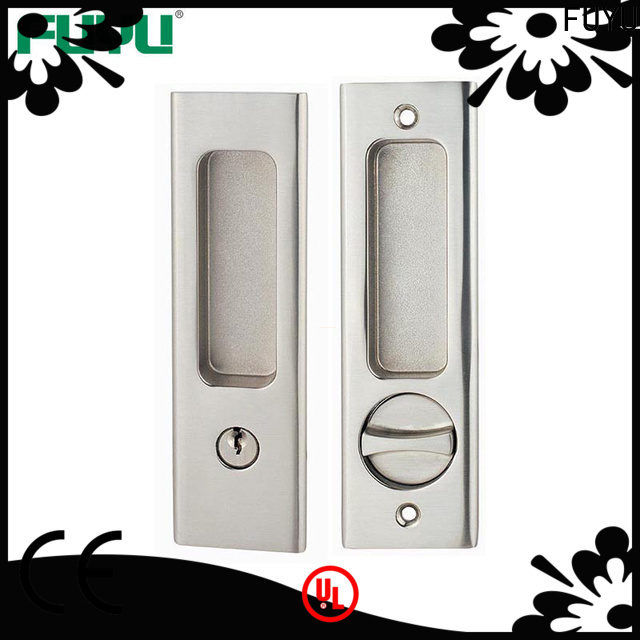 FUYU online custom zinc alloy door lock meet your demands for shop