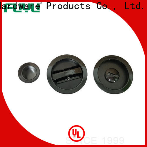 FUYU quality door handle lock with latch for mall