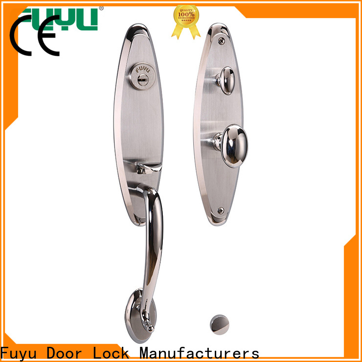 FUYU entry door locks supplier for residential