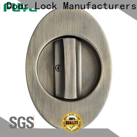 high security sliding door lock hardware manufacturer for mall