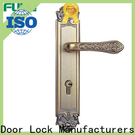 FUYU quality mortise entry lock set extremely security for home