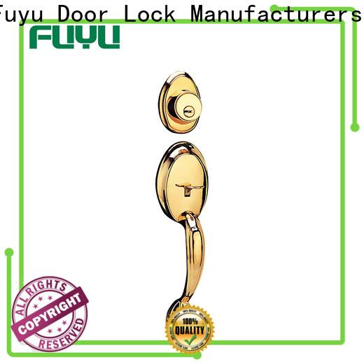 FUYU best best door locks supplier for home