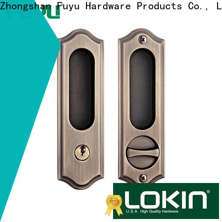 FUYU best slide bolt lock for sale for mall