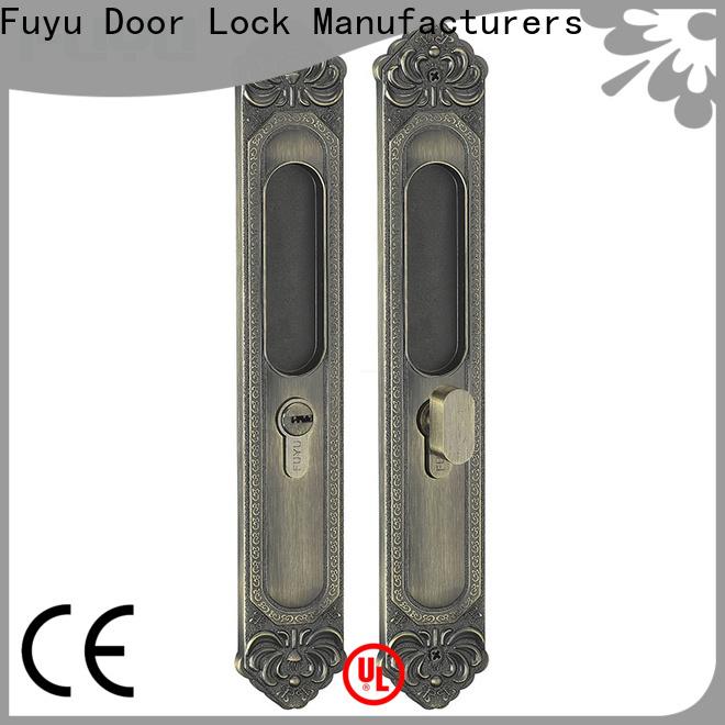exterior sliding door lock hardware for sale for shop