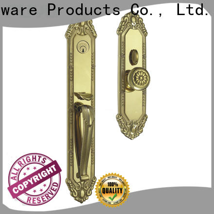 durable brass door lock luxury with latch for home