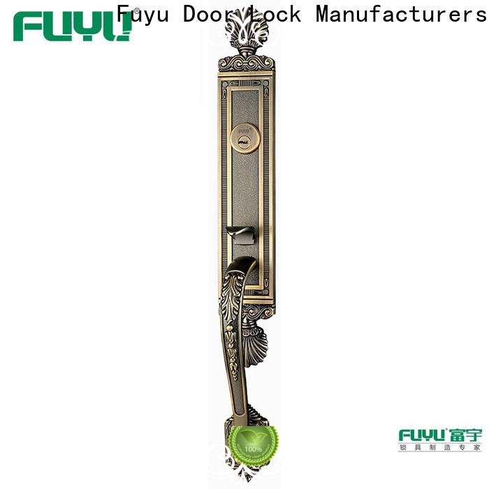 online custom zinc alloy door lock fittings meet your demands for entry door