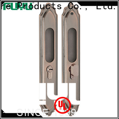 FUYU quality zinc alloy door lock meet your demands for mall