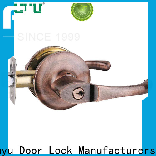 FUYU door handles and locks with international standard for home