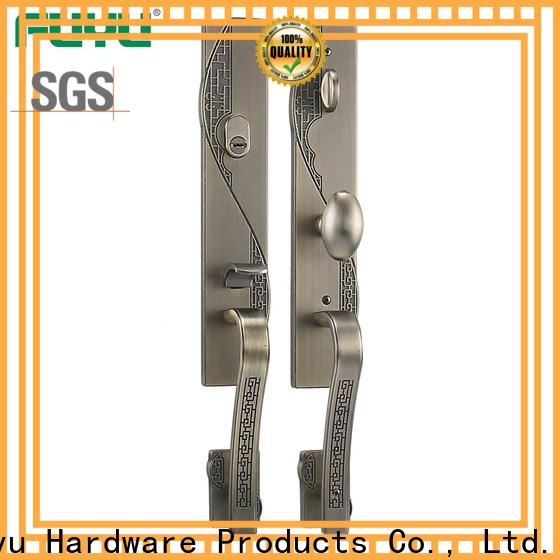 FUYU american door lock manufacturer for entry door