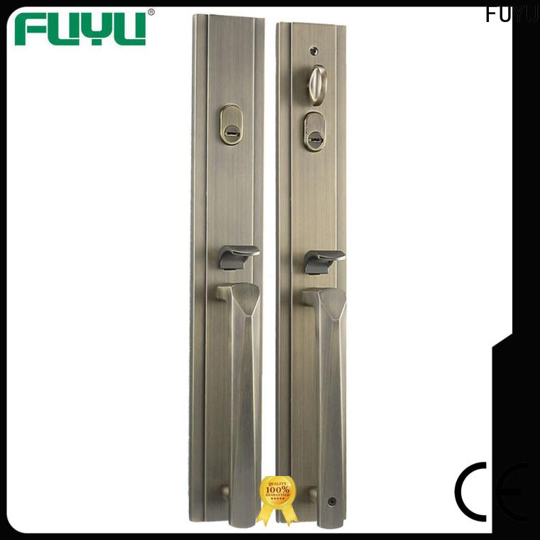 FUYU custom residential doors for sale for entry door