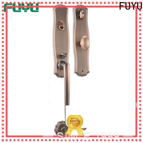 FUYU american door lock manufacturer for residential