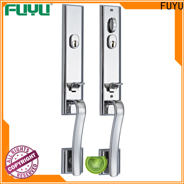 FUYU online stainless steel lock extremely security for shop