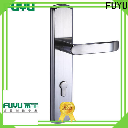 FUYU electric indoor door lock on sale for shop
