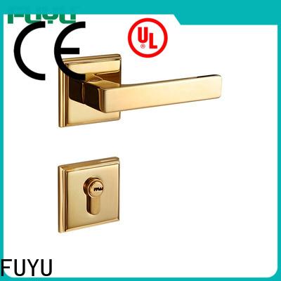 FUYU durable interior door locks meet your demands for mall