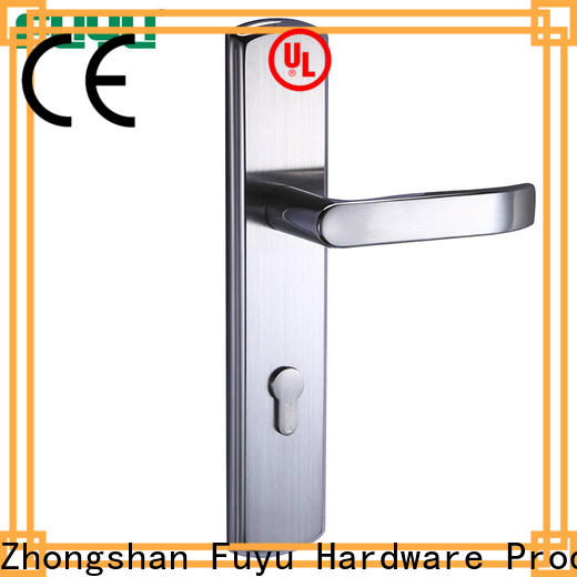 FUYU mortise front door lock extremely security for entry door