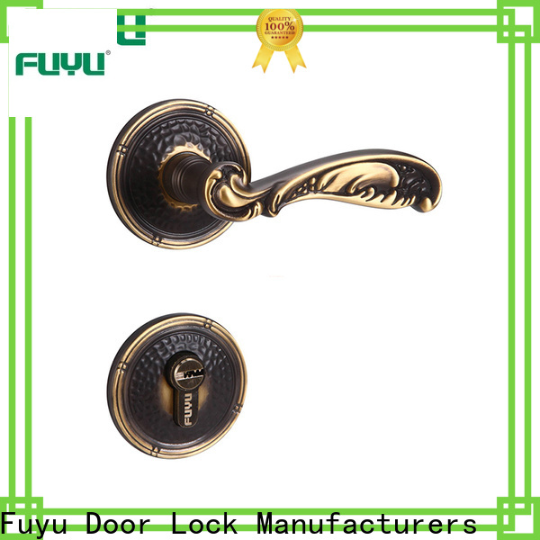 FUYU high security brass rosettes for sale for home