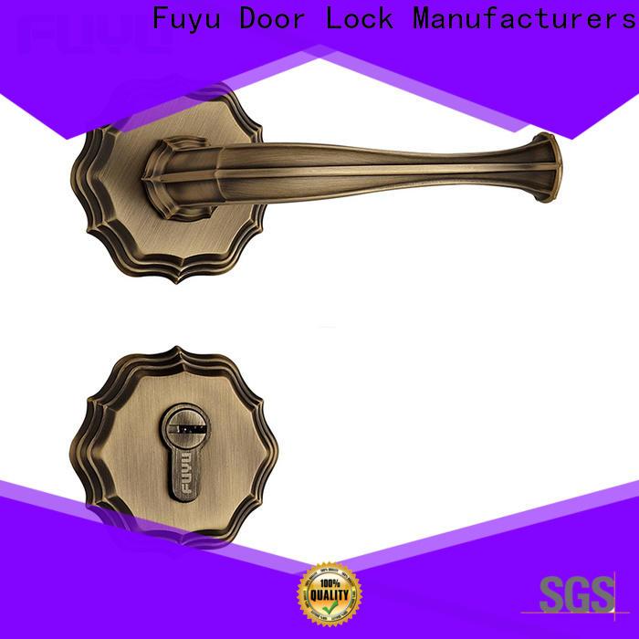 best brass handle lock supplier for home