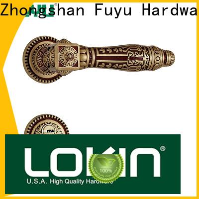 FUYU best door knob rosette plate supplier for toilet