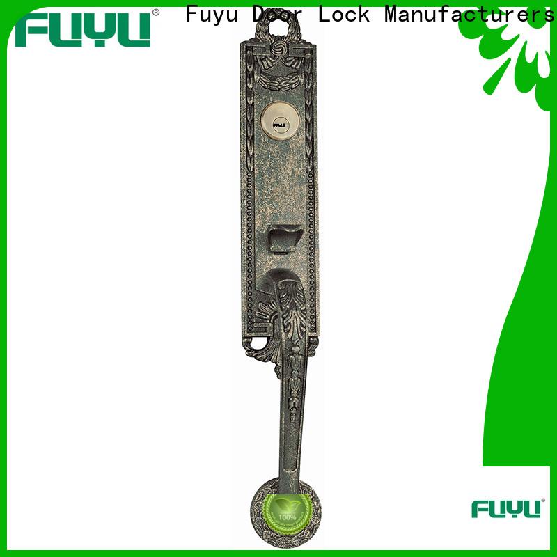 FUYU online zinc alloy door lock factory on sale for shop