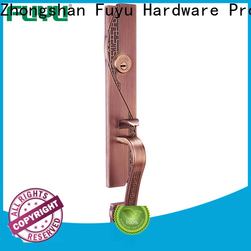 FUYU fittings five lever lock meet your demands for mall