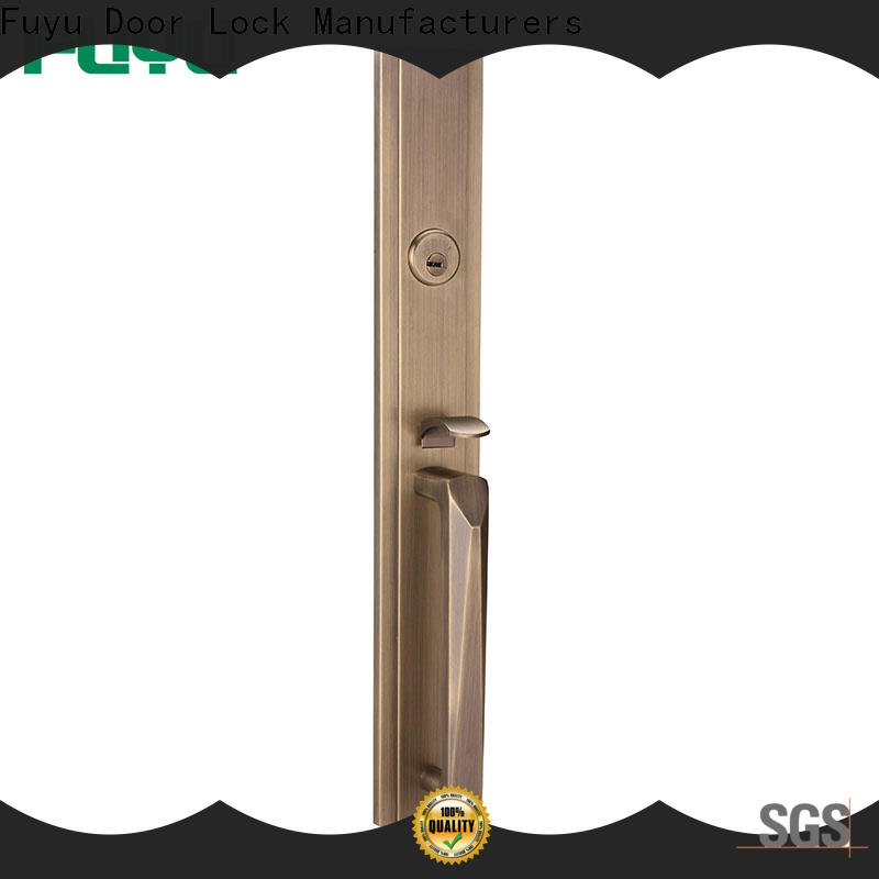 quality american style zinc alloy door lock warranty with latch for shop