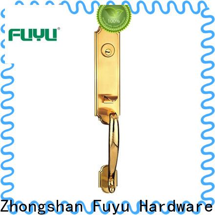 FUYU quality zinc alloy door lock wholesale with latch for entry door