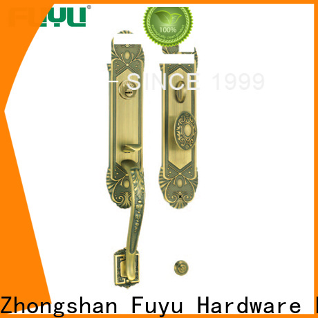 FUYU oem brass mortice lock on sale for mall