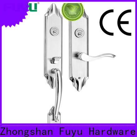 FUYU security steel door locks extremely security for shop