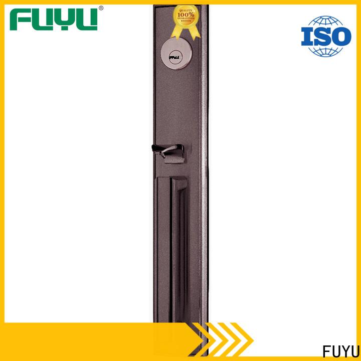 custom zinc alloy villa door lock different with latch for entry door