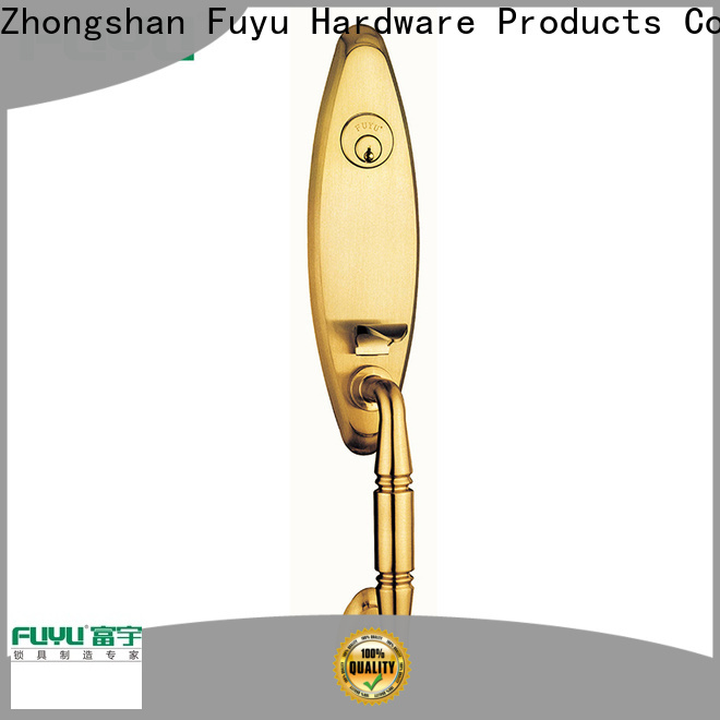 FUYU high security 5 mortice lock on sale for entry door