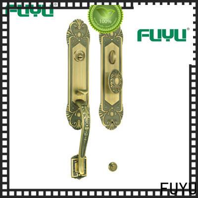 FUYU best door locks manufacturer for residential