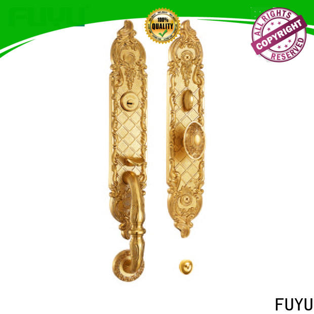 FUYU high security door locks for sale for shop