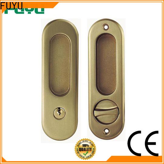 FUYU long zinc alloy door lock factory on sale for indoor
