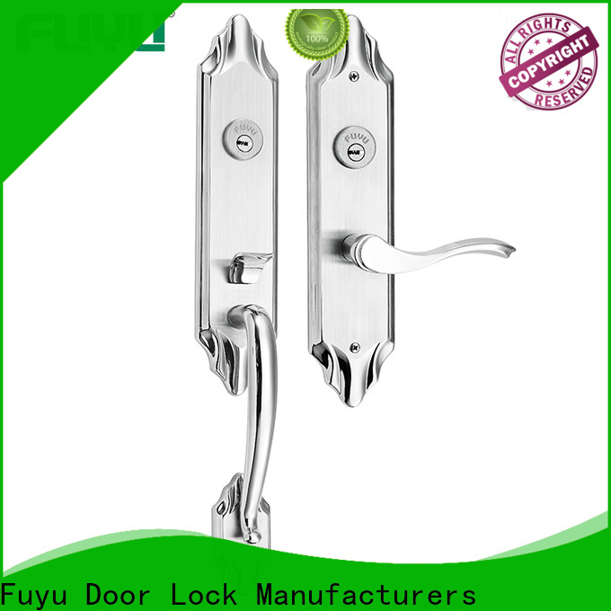 FUYU entry door locks for sale for mall