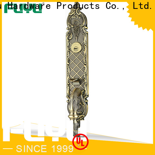 FUYU quality multipoint lock manufacturer for entry door