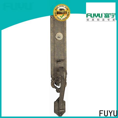 FUYU oem internal door locks manufacturer for entry door