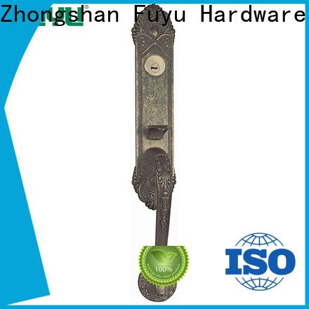 FUYU top high security door locks supply for wooden door