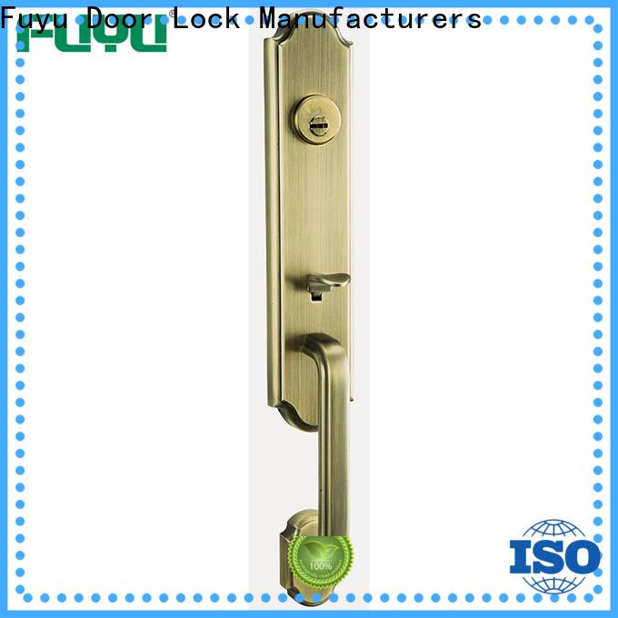 custom grip handle door lock in china for home
